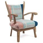 Zilli's Cover Revive-houten stoel roze_klein